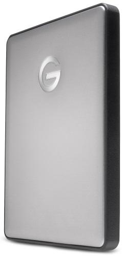 Внешний жесткий диск G-Technology G-Drive Mobile 1TB Space Gray для Mac (0G10265-1)