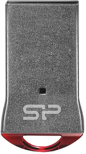 USB-флешка Silicon Power Jewel J01 8GB Red (SP008GBUF3J01V1R)