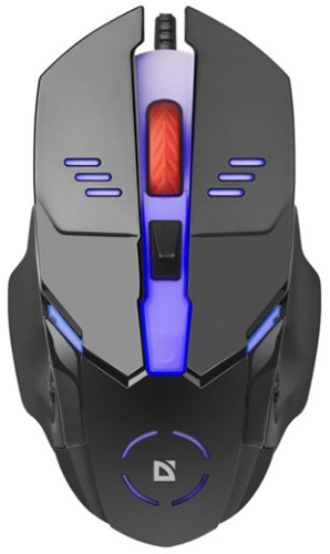 Объявления Мышь Defender Ultra Gloss Mb-490 (52490) Мир
