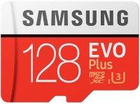 Карта памяти Samsung MicroSD Evo Plus128GB (MB-MC128HARU)