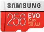 Карта памяти Samsung MicroSD Evo Plus 256GB (MB-MC256HARU)