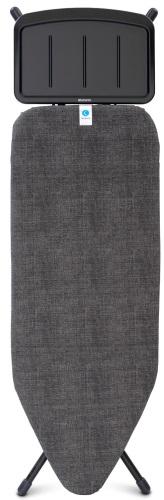 """Гладильная доска Brabantia """"Черный деним"""", 124x45 см (134746)"""