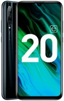 Смартфон Honor 20e 4+64GB Midnight Black (HRY-LX1T)