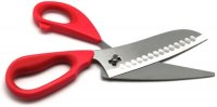 Ножницы кухонные Atlantis 18LF-1006 Red