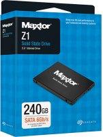 Твердотельный накопитель Seagate Maxtor Z1 240GB (YA240VC1A001)
