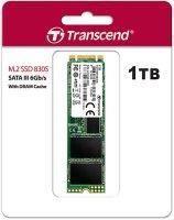 Твердотельный накопитель Transcend 830S 1TB 830S (TS1TMTS830S)