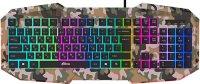 Игровая клавиатура Ritmix RKB-550Khaki