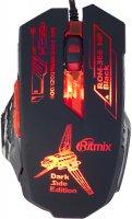 Игровая мышь Ritmix ROM-366MPBlack