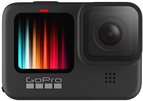 Экшн-камера GoPro Hero 9 Black Edition (CHDHX-901-RW)