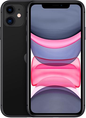 Смартфон Apple iPhone 11 64GB Black (MHDA3RU/A)