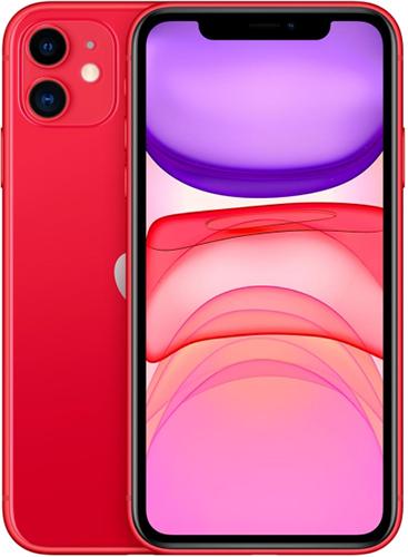 Смартфон Apple iPhone 11 64GB (PRODUCT)RED (MHDD3RU/A)