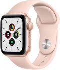 Смарт-часы Apple Watch SE 40mm Gold Aluminum Case with Pink Sand Sport Band (MYDN2RU/A)