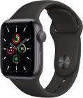 Смарт-часы Apple Watch SE 40mm Space Gray Aluminum Case with Black Sport Band (MYDP2RU/A)