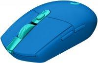 Игровая мышь Logitech G305 Lightspeed Blue (910-006014)