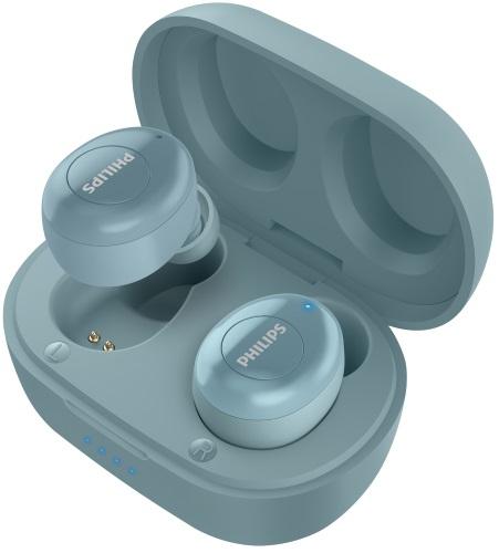 Беспроводные наушники с микрофоном Philips TAT2205BL/00