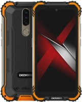 Смартфон DOOGEE S58 Pro Fire Orange