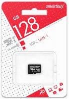 Карта памяти Smartbuy MicroSDXC Class 10 UHS-1 128GB (SB128GBSDCL10-00)