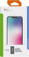 Защитное стекло InterStep для iPhone 12/12 Pro (IS-TG-IPH012PRO-01IF00-ELGD03)