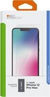 Защитное стекло InterStep для iPhone 12 Pro Max (IS-TG-IPH012PRM-01IF00-ELGD03)