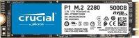 Твердотельный накопитель CRUCIAL P1 500GB (CT500P1SSD8)