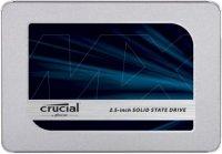 Твердотельный накопитель CRUCIAL MX500 500GB (CT500MX500SSD1)
