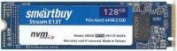 Твердотельный накопитель Smartbuy Stream E13T 128GB (SBSSD-128GT-PH13T-M2P4)