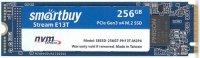 Твердотельный накопитель Smartbuy Stream E13T 256GB (SBSSD-256GT-PH13T-M2P4)