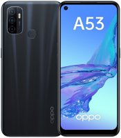 Смартфон OPPO A53 4+64GB Electric Black (CPH2127)