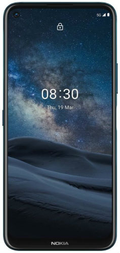 Смартфон Nokia 8.3 128GB Blue (TA-1243)