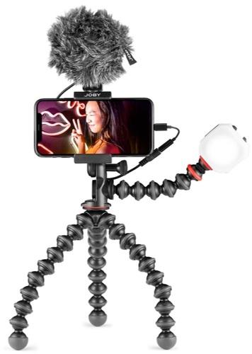 Штатив Joby GorillaPod Mobile Vlogging Kit (JB01645-BWW)