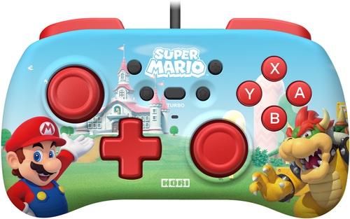 Геймпад HORI Horipad Mini Super Mario для Nintendo Switch (NSW-276U)