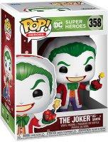 Фигурка Funko POP! Vinyl: DC: Holiday: Santa Joker (51071)