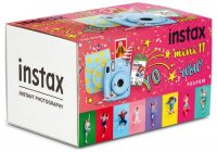 Фотоаппарат моментальной печати Fujifilm Instax Mini 11 Party Set Blue