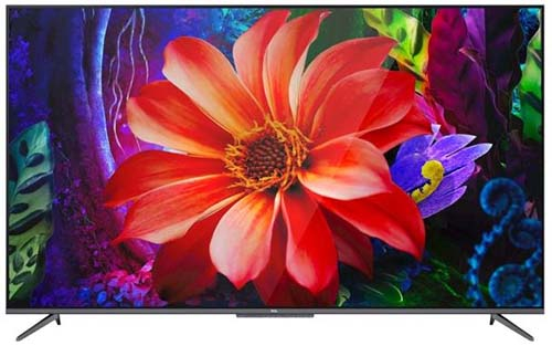 """Ultra HD (4K) LED телевизор 50"""" TCL 50P717"""