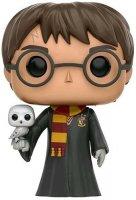 Фигурка Funko POP! Harry Potter: Harry w/ Hedwig (Exc) (11915)