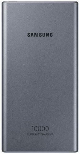 Внешний аккумулятор Samsung EB-P3300 Dark Grey (EB-P3300XJRGRU)