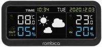 Метеостанция Rombica BoxCast 1 WTS-03 Black