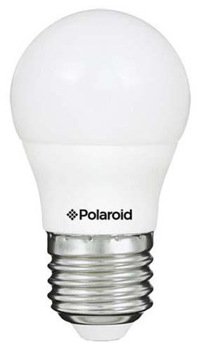 Светодиодная лампа POLAROID G45 7W 3000K E27 (PL-G457273)