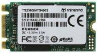 Твердотельный накопитель Transcend MTS400S M.2 256GB (TS256GMTS400S)