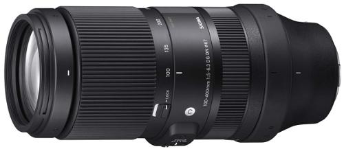 Объектив Sigma 100-400 mm F/5-6.3 DG DN OS C Sony E