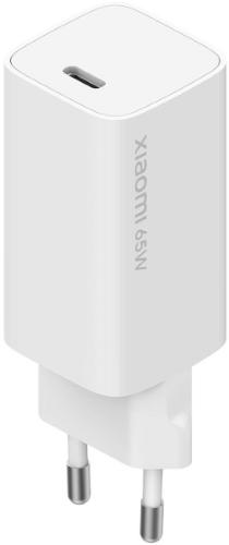 Сетевое зарядное устройство Xiaomi 65W Fast Charger With GaN Tech (BHR4499GL)