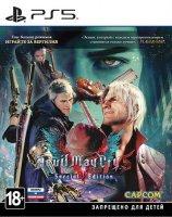 Игра для PS5 Capcom Devil May Cry 5. Special Edition