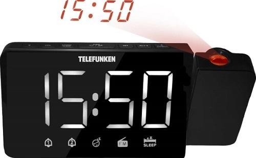 Часы с радио Telefunken TF-1709
