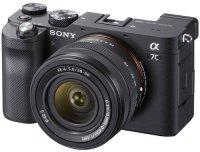 Зеркальный фотоаппарат Sony Alpha 7C Black Kit FE 28-60mm F/4-5.6