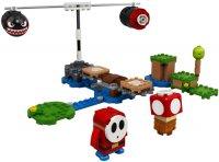 Конструктор Lego Super Mario: Огневой налет Билла-банзай (71366)