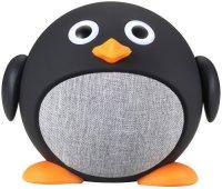 Портативная колонка InterStep SBS-450 Пингвин (IS-LS-SBS450TWS-BLKB201)