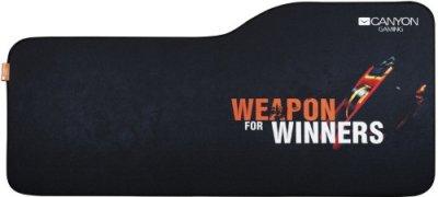 Купить коврик для мыши Canyon CND-CMP10 по выгодной цене в интернет-магазине ЭЛЬДОРАДО с доставкой в Москве и регионах России
