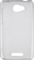Чехол RED-LINE iBox Crystal для Alcatel POP 4S/OT5095, прозрачный (УТ000009016) чехлы накладки для телефонов кпк sunshine 4s ephone 4s