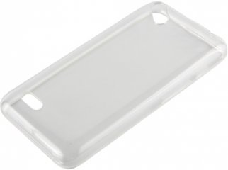 Электроника Чехол Red Line Ibox Crystal Для Micromax Bolt Q301, Прозрачный (Ут000011071) Москва