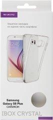 Чехол Red Line Ibox Crystal Для Galaxy S8 Plus, Прозрачный (Ут000011049)